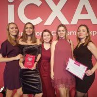 Oxford выиграли серебряный приз на международном конкурсе CX AWARDS