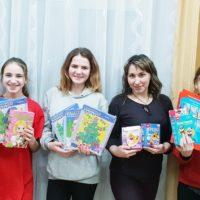 Благотворительная акция «Творчество-детям» в Нижнем Новгороде.