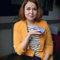 """Обращение Генерального директора """"Оксфорд"""" Анастасии Золан к студентам и их родителям"""