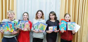 """Благотворительная акция """"Творчество-детям"""" в Нижнем Новгороде."""