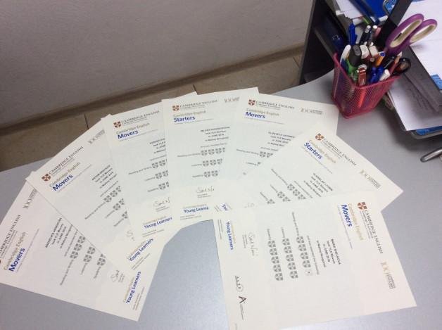 Краснодарские студенты сдали международные экзамены!