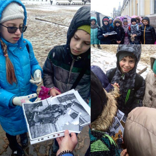 Историческая экскурсия по Санкт-Петербургу